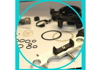Servis i proizvodnja opreme za ronjenje